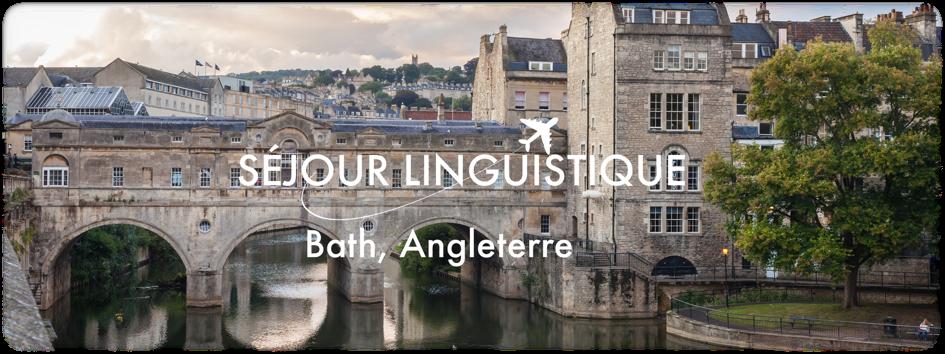 Séjour linguistique à Bath