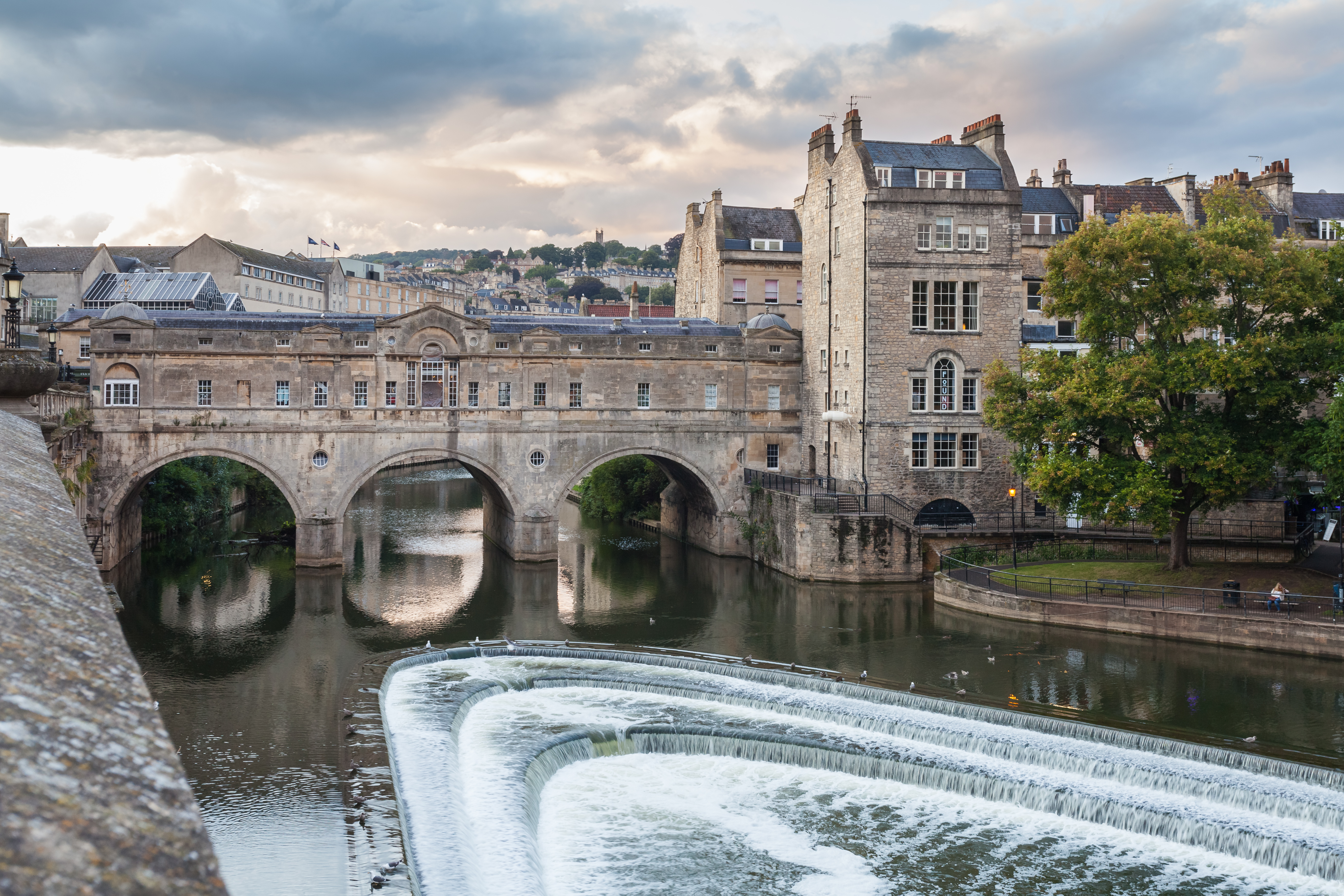 Speak english center les s jours linguistiques bath for Bathroom traduction